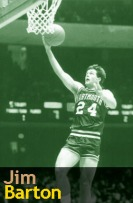 Jim Barton, Dartmouth basketball