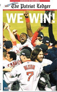 Red Sox win!