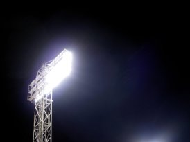 Lights at Fenway